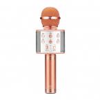 iKaraoke Bluetooth-mikrofon, rosa