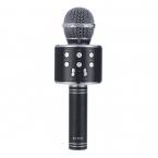 iKaraoke Bluetooth-mikrofon, svart
