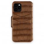 iDeal Fashion Case Wallet iPhone 11 Pro/X/XS, Capri brun