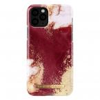 iDeal Fashion Case skal till iPhone 11 Pro/X/XS Golden Burgundy
