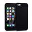 Skal med sedelfack till iPhone 6/6S, svart